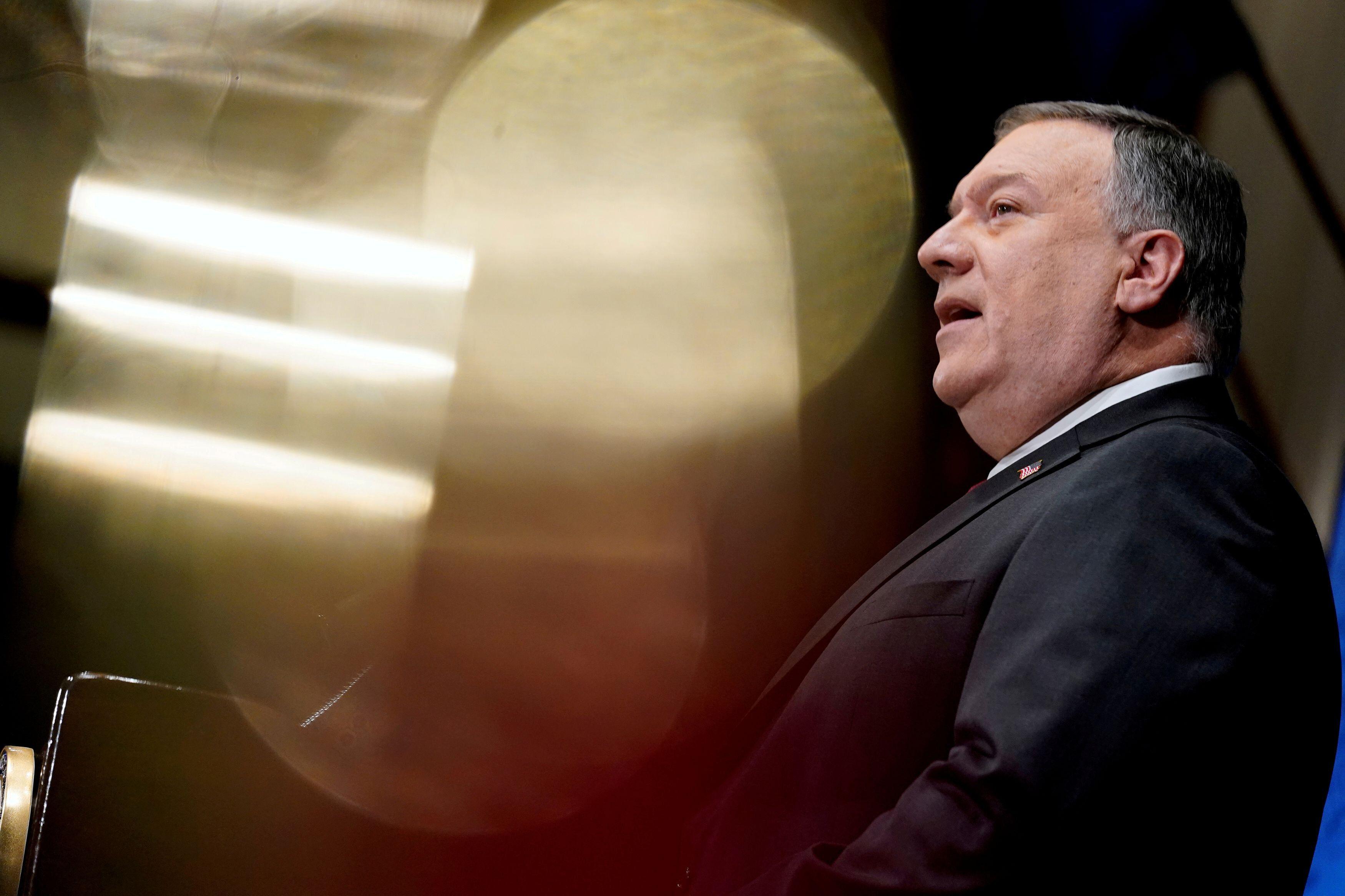 Etats-Unis : enquête après la disparition d'un whisky à 5 800 dollars offert à Pompeo