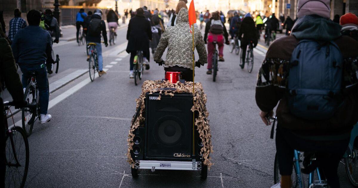 Vélo-Teuf, en fête de peloton